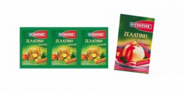 What is the difference between Gelatin Granules and Gelatin Sheets?