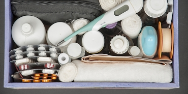 "Your ""first aid kit"" at home"